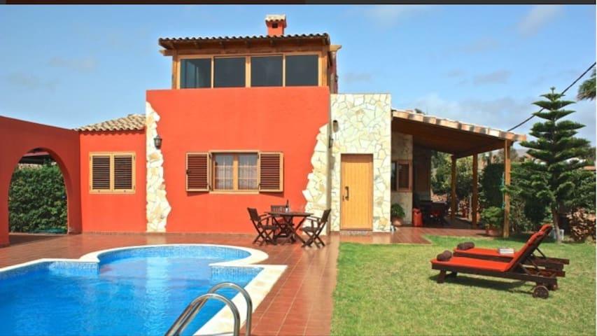 Villa Nido Cari - Casillas de Morales - Vila