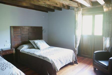 habitacion familiar para 3 - Leintz-Gatzaga