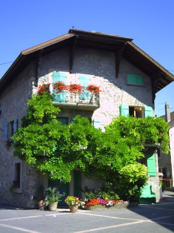 Village house Messery, near Geneva