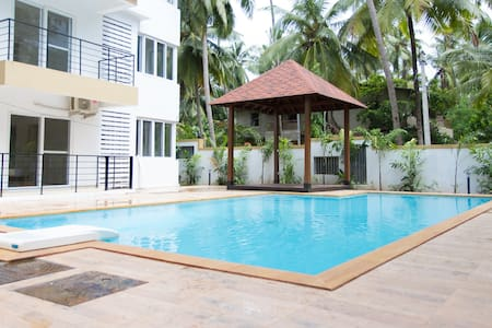 3 Bedroom Apt Near Baga - North Goa - Appartement