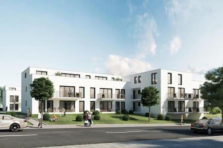 Exklusive Penthouse-Wohnung - Giessen - Byt