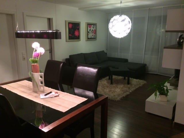 Moderne 3 Zimmer Wohnung - Ostfildern - Lejlighed