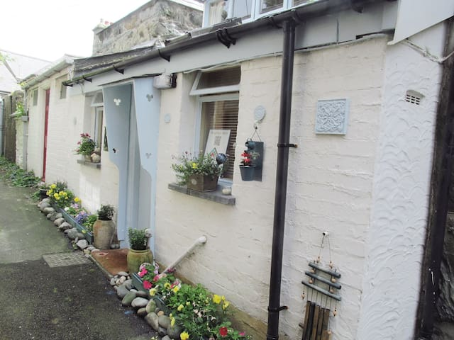BWTHYN BACH FISHERMANS COTTAGE Barmouth - Barmouth - Casa