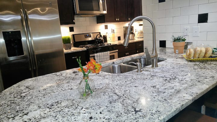 Fresh Classy Townhome Raleigh Downtown