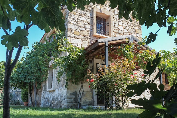 Beautiful Stone House - Ovacık / Çeşme - Rumah