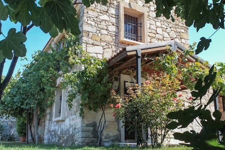 Beautiful Stone House - Ovacık / Çeşme
