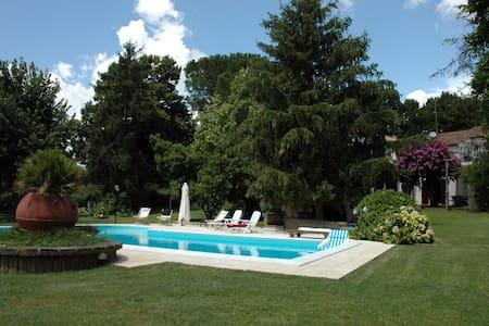 Lovely Villa 45km from Rome - Trevignano Romano