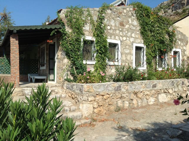 Yesil Ev - The Green Cottage