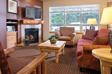 2 Bedroom Twin Wyndham McCall, ID - McCall