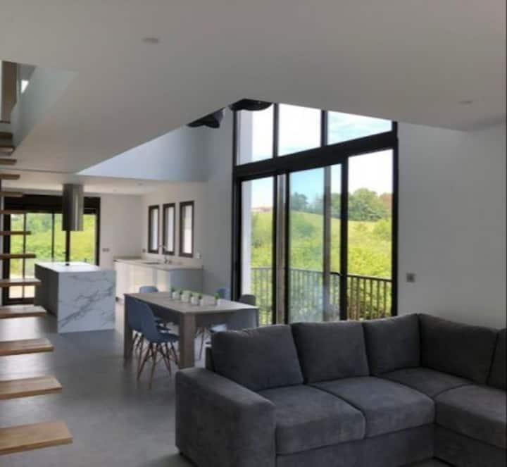 Superbe villa à 10 min de Biarritz, pays Basque