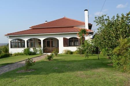 Maison de campagne avec piscine - Miuzela, Portugal