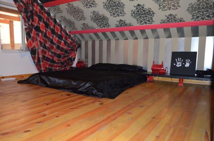 Спальня на 3-м этаже - Plakhtyanka - House