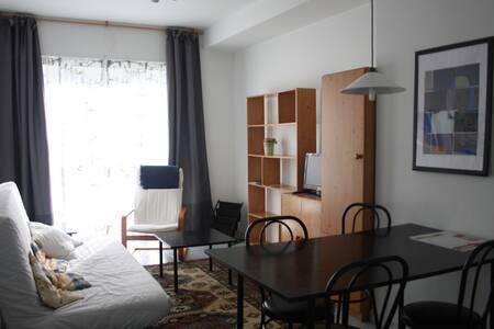 Apartamento 2 habitaciones - Cangas del Narcea