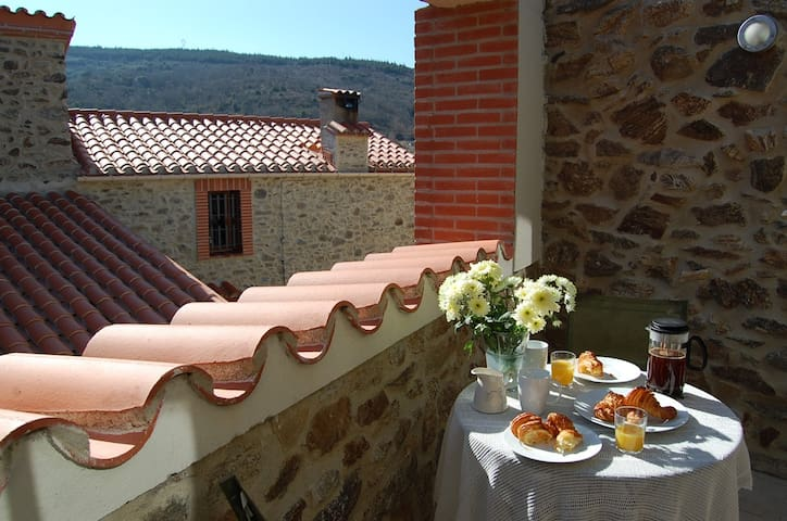 One-bedroom house in pretty village - Cassagnes - Townhouse