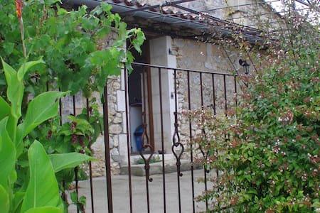 Meublé pour 2/3 personnes campagne - La Rochebeaucourt-et-Argentine - Rumah