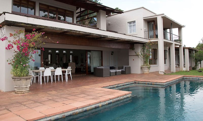 Wild Fig Guest House - Welcome Home! - White River - Vila