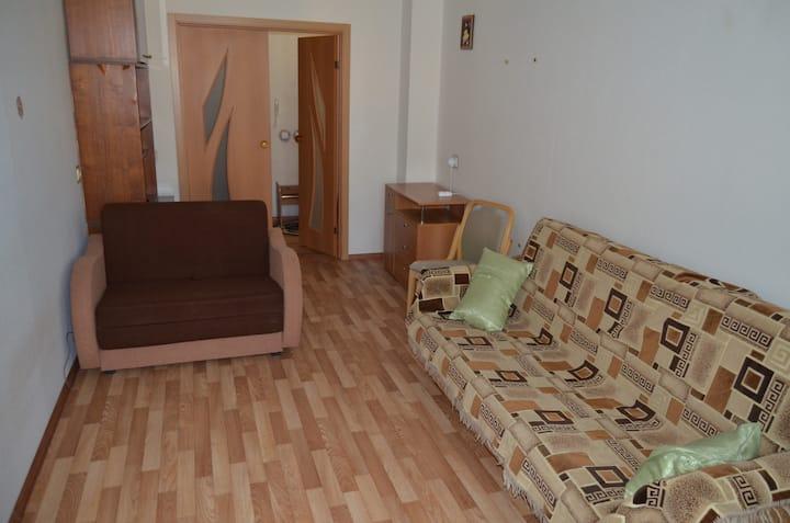 Квартира в тихом спокойном районе Сортавала