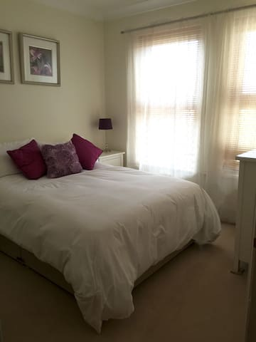 Light, clean double room