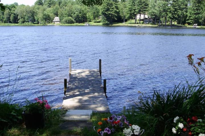 Dock, Deck and Patio on the lake