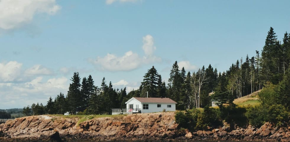 Oceanfront Cottage - Paradise Point - Letang