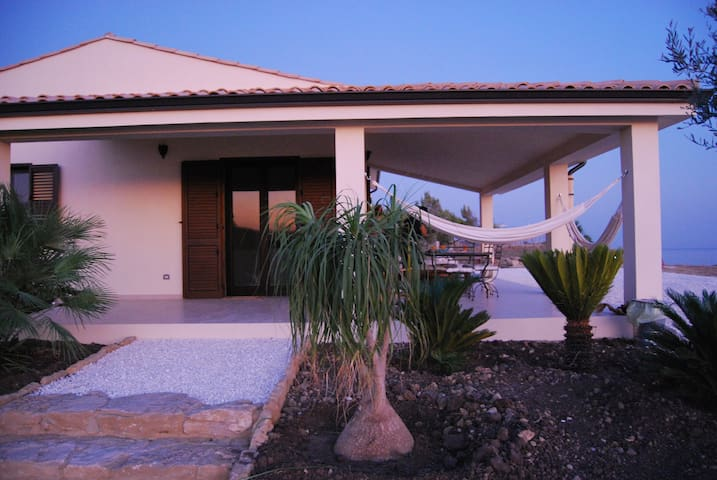 Casa delle Nache, Villa vista mare - Eraclea Minoa - Vila