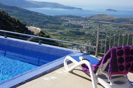 Villa Cruz - Ivanica, Nr Dubrovnik