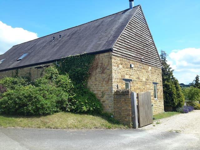 Picturesque Cotswold Barn B and B - Sutton-under-Brailes - Inap sarapan