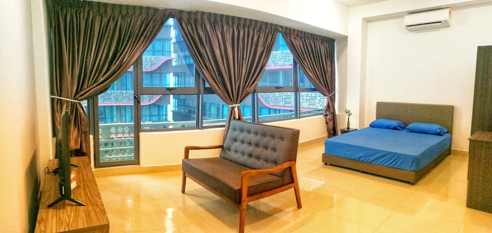 Cheap Comfy Arte Plus Studio Kuala Lumpur KLCC