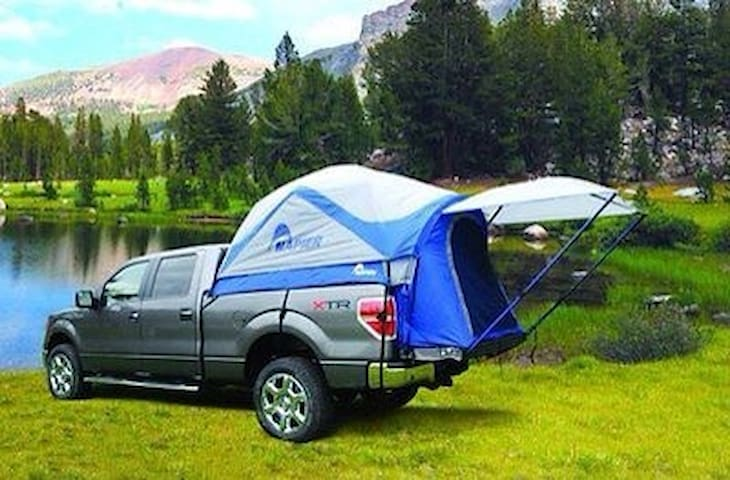 TruckTent #3 Anywhere in BC - Langley - Telt