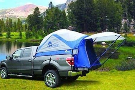 TruckTent #3 Anywhere in BC - Teltta