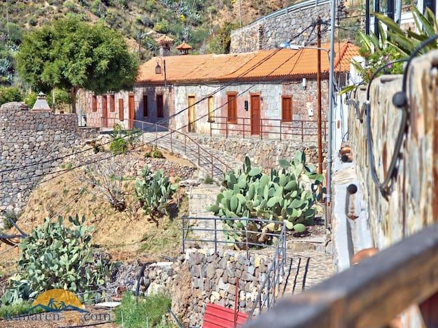 Finca Solana - Tejeda - บ้าน