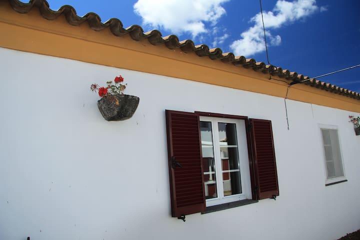 COTTAGE HOUSE 3_STA BARBARA BEACH - Ribeira Grande - Hus