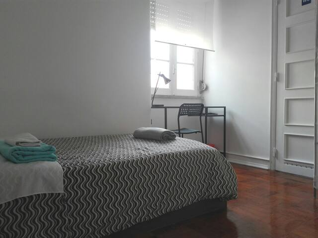LOW COST ROOM WITH BATHROOM-UNIVERSITY-AIRPORT 2KM