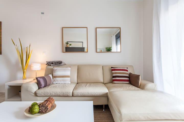 Apartamento con piscina - Mairena del Aljarafe, sevilla - อพาร์ทเมนท์