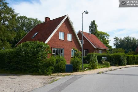 Odense C, bed and breakfast2