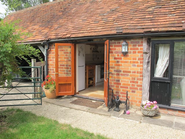 Magical farm cottage in Oxfordshire - Blewbury - Appartement