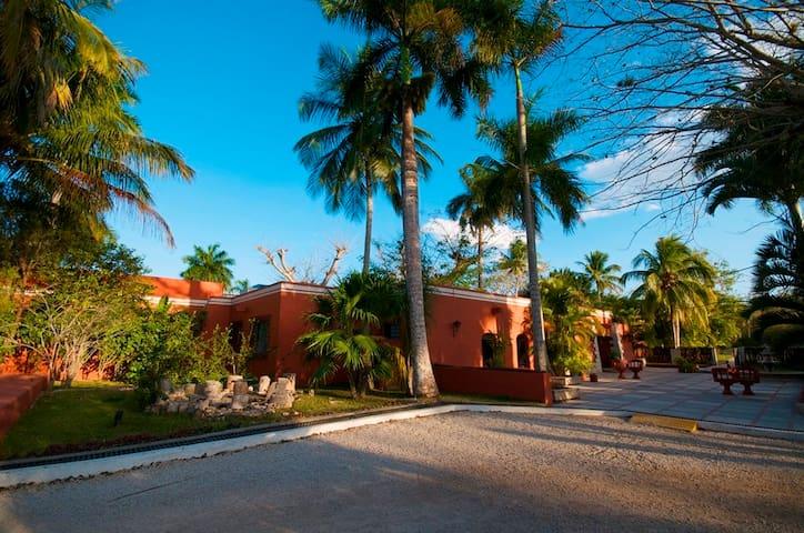 Villas Arqueologicas Chichen itzá - Yucatan - Hotel butikowy