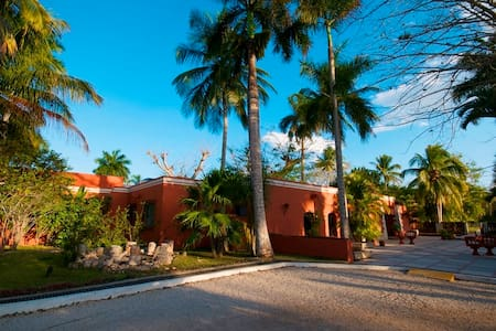 Villas Arqueologicas Chichen itzá - Boutique-hotell