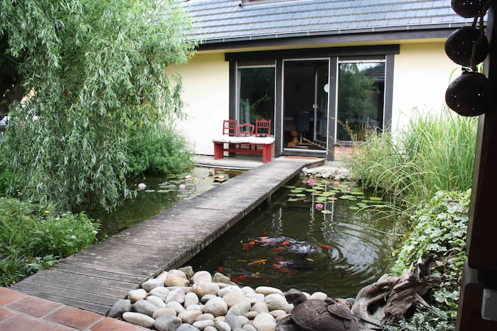 Maison en bois à Rossfeld - Rossfeld - Hus