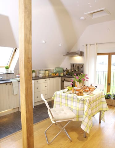 Fosse Farmhouse - The Dovecote - Nettleton - Loft