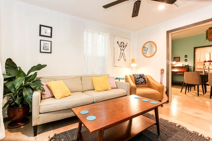 Beautiful eastside river area house - Austin - Dům