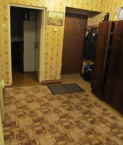 Просторная уютная квартира - Yekaterinburg