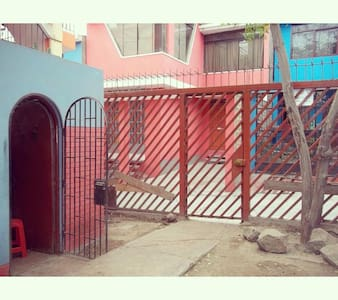 """House near Lima airport"" - Ventanilla"