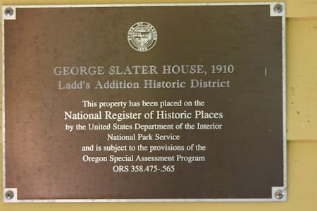 Historic Ease & Beauty in SE PDX - Portland - House