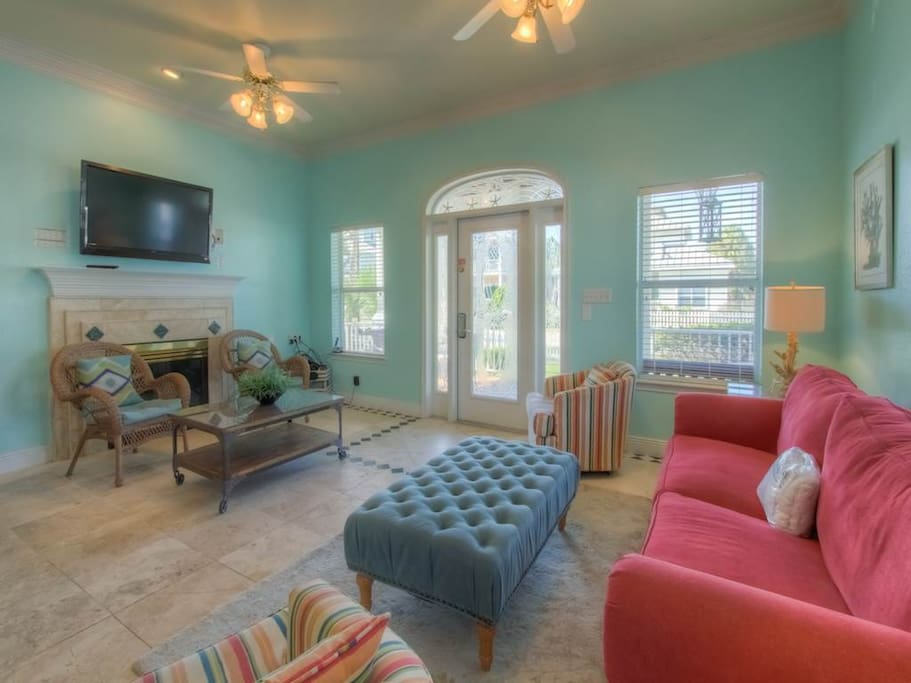 Island time 4 bedroom pet friendly houses for rent in destin florida united states for 9 bedroom house destin florida