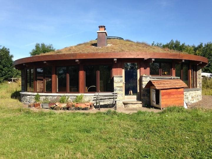 Stradbally Round House