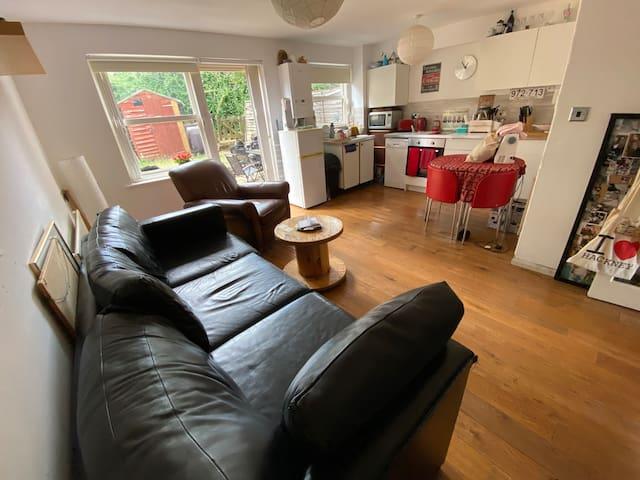 Cheap one bedroom Hackney flat