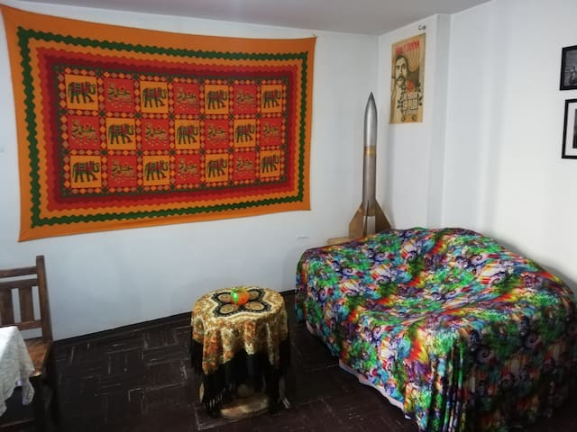 Shared apartment near to City. Andes University.
