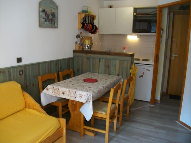 A 100 m des pistes, appartement tout confort - Modane - Wohnung