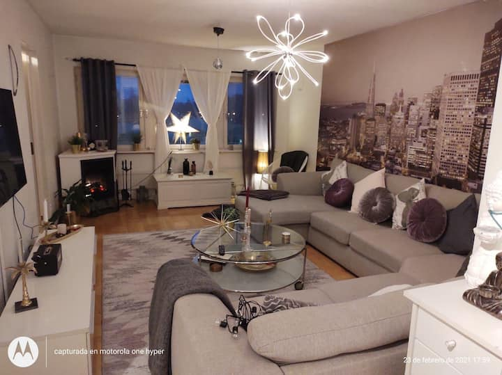 Beautiful apartment quiet area